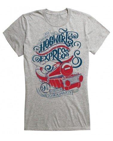 T-Shirt Femme - The Hogwarts Express