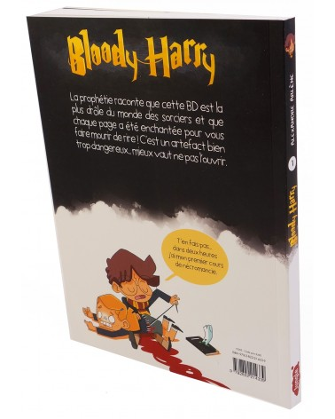 Bloody Harry - Tome 1