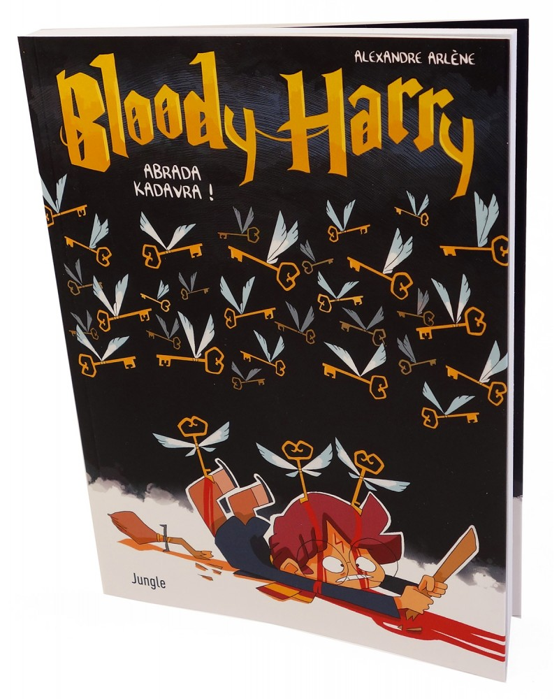 Bloody Harry - Tome 2