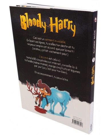 Bloody Harry - Tome 3