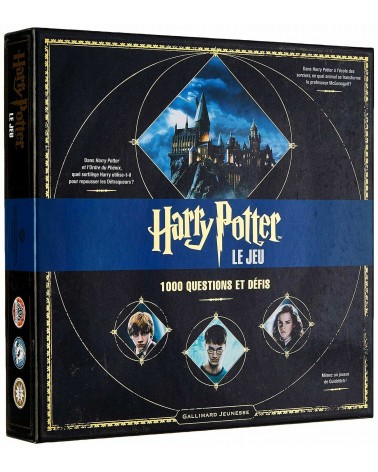 1000 questions sur Harry Potter