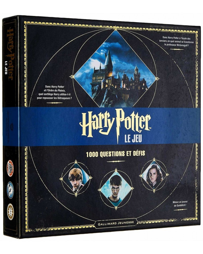 1000 questions sur Harry Potter