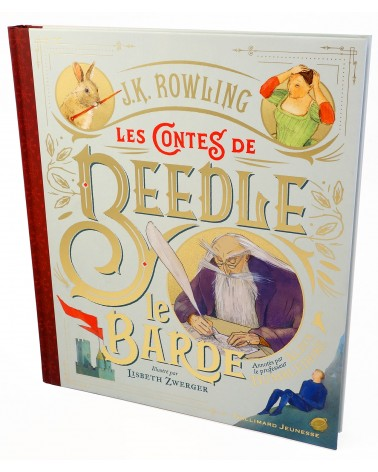 Les Contes de Beedle le Barde - Version Illustrée