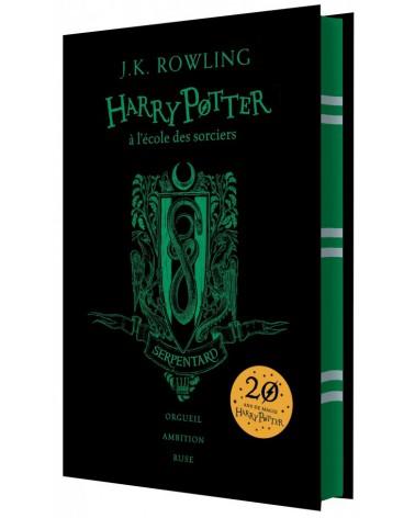 Edition Serpentard - Harry Potter à l'école des sorciers