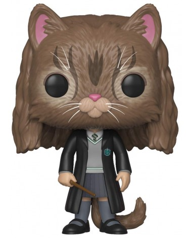 Funko Pop - Hermione tête de chat