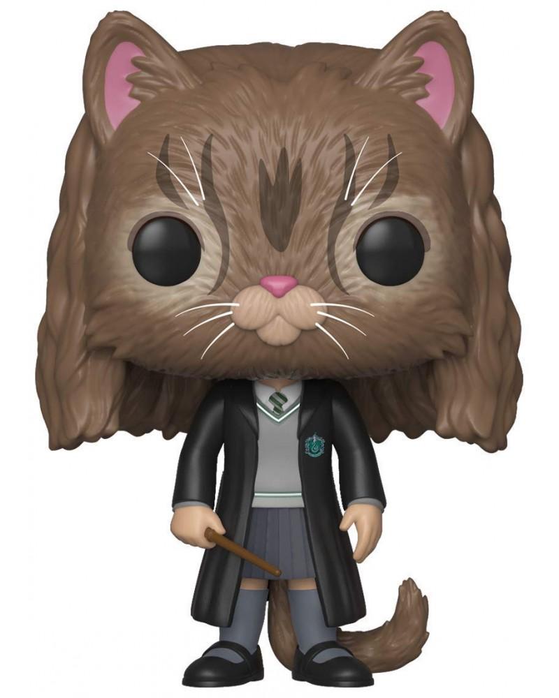 Funko Pop - Hermione tête de chat
