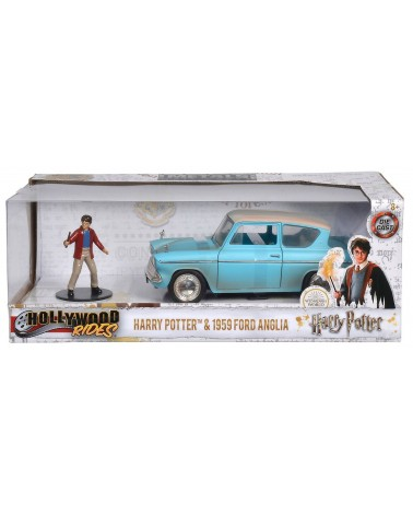 Voiture de collection Ford Anglia Harry Potter