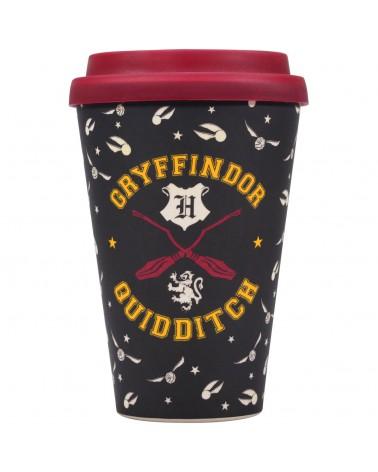 Mug en bambou - Quidditch