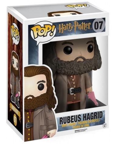 Funko Pop! - Rubeus Hagrid
