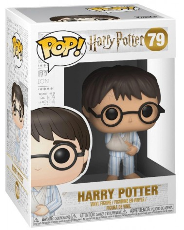 Harry Potter en pyjama