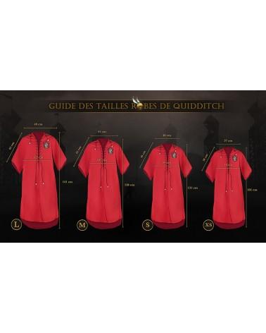 Robe de Quidditch - Gryffondor