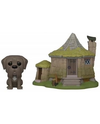 Crockdur & la Cabane d'Hagrid