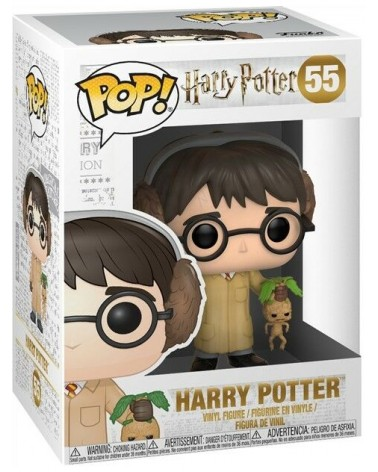 Funko Pop - Harry Potter - Botanique