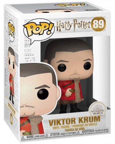 Funko Pop De Viktor Krum Дурмстранг) was one of the three largest wizarding schools in europe (the other two being hogwarts and beauxbatons). funko pop viktor krum