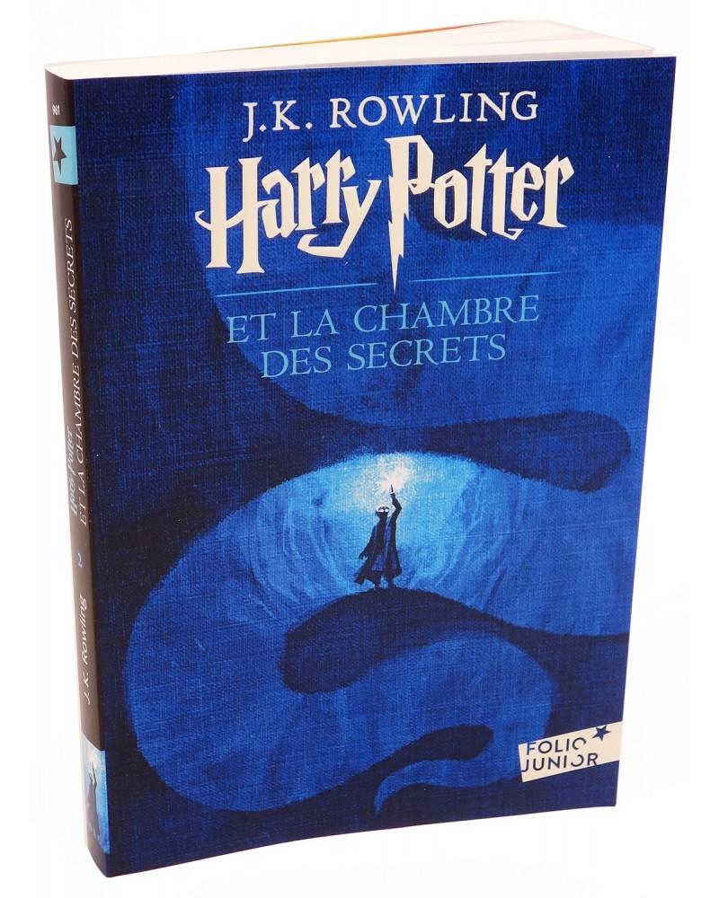 Livre Harry Potter Et La Chambre Des Secrets